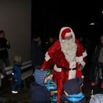 Der Weihnachtsmann war auch da!