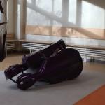 ...wer oder was versteckt sich denn unter dem Cello...