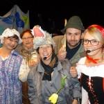 Unsere Darsteller des Märchens Rotkäppchen