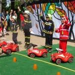 Tatü Tata,wir Feuerwehrmänner sind da